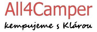 All4Camper.com – kempujeme s Klárou